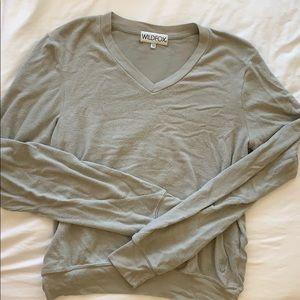 Wild fox sweatshirt